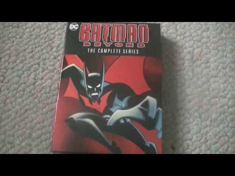 Batman Beyond The Complete Series - DVD Unboxing!!!!