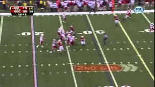 Marcus Cromartie vs Nebraska (2012)