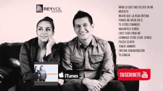 Emmanuel y Linda - Voy Tras de Ti Con Todo [Album Completo]