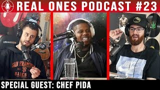 Chef's Come Up, Drake, Eminem is a Clone | REAL ONES PODCAST #23 by The Cannabis Connoisseur Connection 420