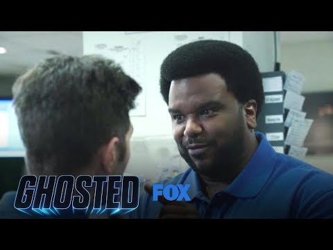 Ghosted 1.01 Clip 'The Reactor'