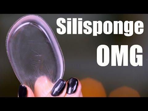 SILISPONGE Silicone Sponge TESTED ... OMG