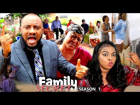 Family Secret Season 1 - Yul Edochie 2017 Newest Nigerian Nollywood Movie | Latest Nollywood Films
