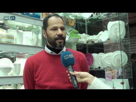 مصر العربية | تجار ادوات منزلية:
