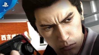 Yakuza Kiwami - PS4 Trailer | E3 2017
