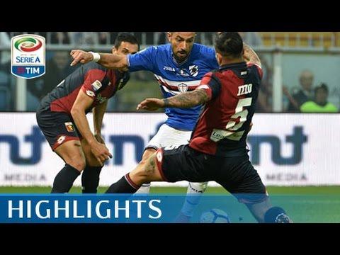 Sampdoria - Genoa 2-1 - Highlights - Giornata 9 - Serie A TIM 2016/17