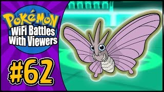 ORAS WiFi Battles With Viewers Highlight 062 | VENO-MONSTER by Ace Trainer Liam