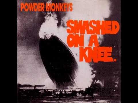 Powder Monkeys - Crank Me Up