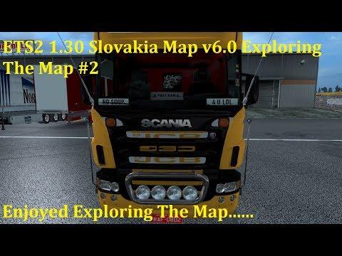 Slovakia Map v6.0 by kapo944