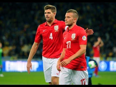 Ukraine 0 - 0 England