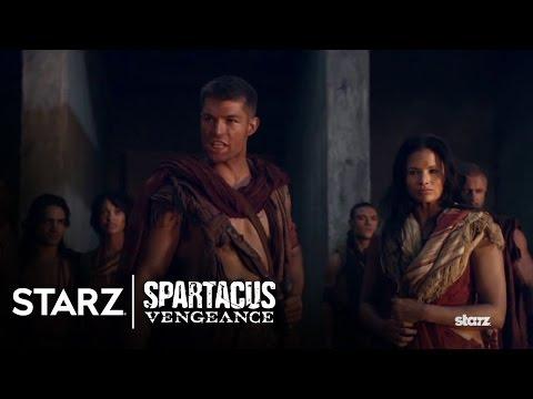 Spartacus: Vengeance 2.05 (Clip)
