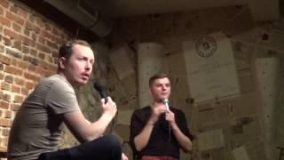 Skecz, kabaret = Po oklaskach - Wywiad z Antonim Syrkiem Dąbrowskim (Rozmawia Michał Leja)