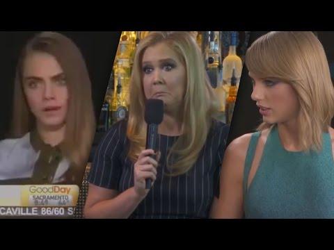 Really Awkward Celeb Interviews!
