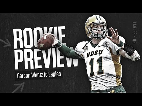 Carson Wentz Rookie Review – 2016 Fantasy Football thumbnail