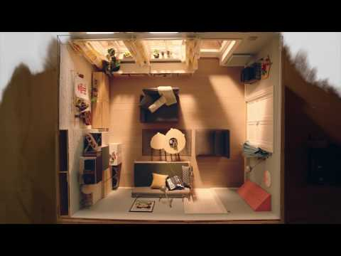 IKEA idee - Om ter minste m², deel 2: plaats voor je gezinsleven