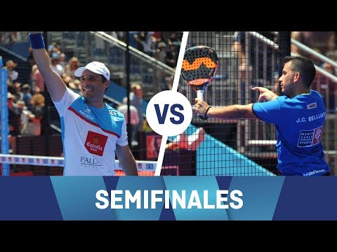 Resumen Semifinal Mati/Ale VS Lebrón/Belluati Valladolid Open 2018 | World Padel Tour
