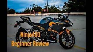 9. 2018 Kawasaki Ninja 400 Review: A Beginners Thoughts