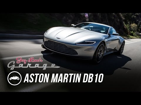 JAMES BOND'S 2016 ASTON MARTIN DB10 @007 @astonmartin