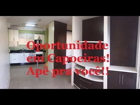 Oportunidade! Apartamento em Capoeiras sob medida pra você!