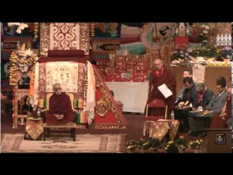 Irreconcilable Differences - A clip from former Kalon Tripa Professor Samdhong Rinpoche address during Tenshug 2008 in Madison, Wisconsin.