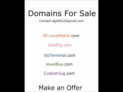 how to bid on domain names