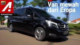 Download Video Mercedes-Benz V-Class Diesel Review & Test Drive by AutonetMagz MP3 3GP MP4
