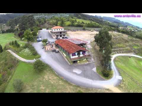Villaviciosa Drone Video