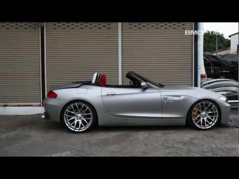 BMOPTION.com : SmartTOP for BMW Z4 E89 – Full Features