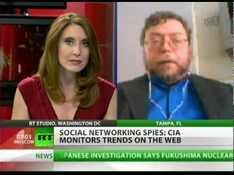 CIA sifts social media sites