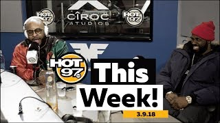 "Royce da 5'9"" Mean Freestyle and Much More on Hot This Week"