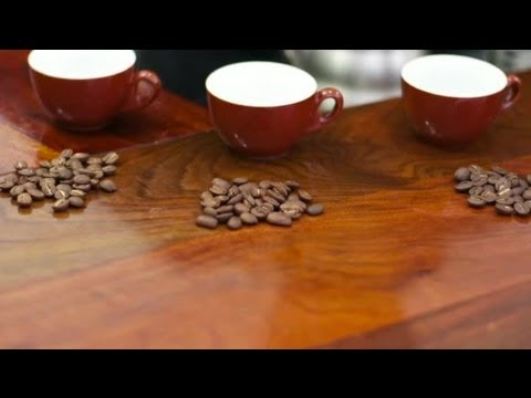 coffee beans - Subscribe Now: http://www.youtube.com/subscription_center?add_user=Cookingguide Watch More: http://www.youtube.com/Cookingguide There are many different type...