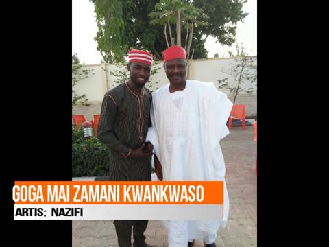 Nazifi Asnanic Goga Mai Zamani Wakar Kwankwaso 2017