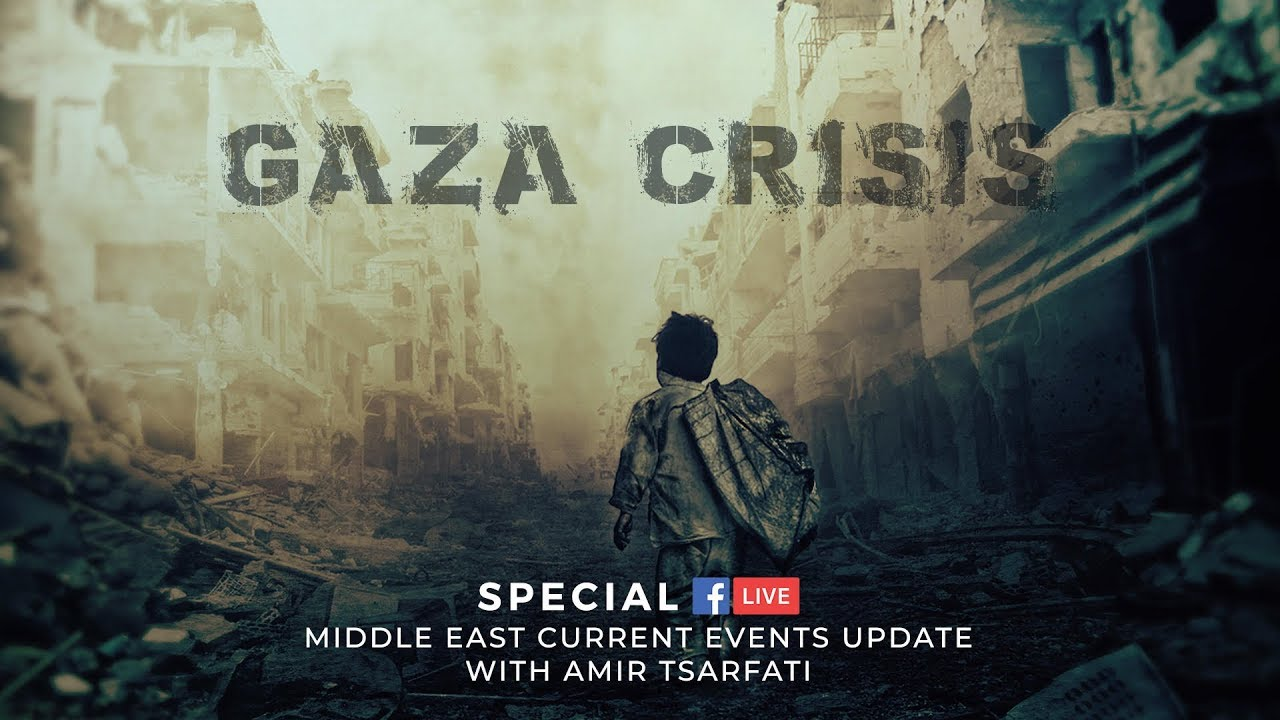 Special Middle East Current Events Update, Nov. 13, 2018.