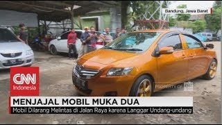 Video Menjajal Mobil Muka Dua MP3, 3GP, MP4, WEBM, AVI, FLV Januari 2018