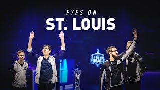 Eyes on St. Louis   2019 LCS Spring Finals (TSM vs Team Liquid) by League of Legends Esports