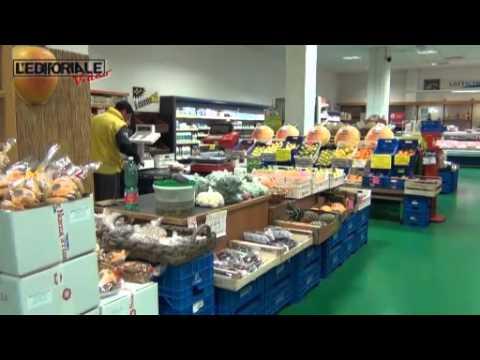 Forte crescita di furti nei supermercati aquilani