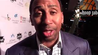 Stephen A. Smith reacts to the deal that will send Kyrie Irving to the Boston Celtics. http://www.hoopjab.com/ Dramatically Increase Your Vertical Jump!