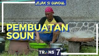 Video PEMBUATAN SOUN | JEJAK SI GUNDUL (26/04/18) 1-3 MP3, 3GP, MP4, WEBM, AVI, FLV November 2018