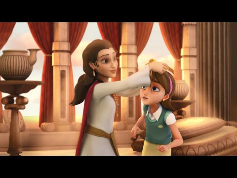 Superbook - Esther – For Such a Time as This - Season 2 Episode 5 Full Episode (Official HD Version)