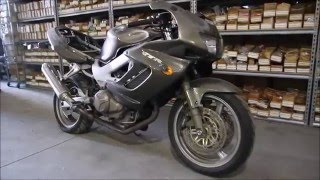 10. 2005 Honda VTR 1000 Superhawk Used Parts