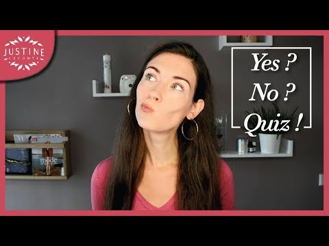CAPSULE WARDROBE: is it for you? How many items? Quiz! | Justine Leconte