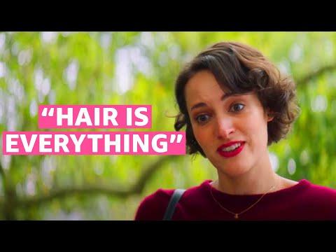 Phoebe Waller Bridge Fleabag   Hair is Everything   Prime Video