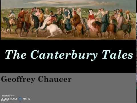 character analyzation in the canterbury tales by geoffrey chaucer Character analysis in chaucer's canterbury tales, in chaucer's canterbury tales, chaucer opens with a description of twentynine people who are going on a pilgrimage.