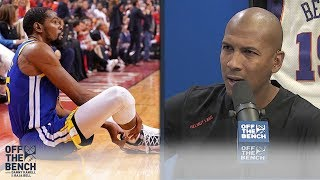 Video Kanell and Bell: Kevin Durant SHOULD NOT have played in Game 5 | CBS Sports HQ MP3, 3GP, MP4, WEBM, AVI, FLV Juni 2019