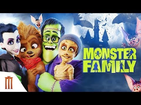 Monster Family - Official Trailer [ซับไทย]  Major Group