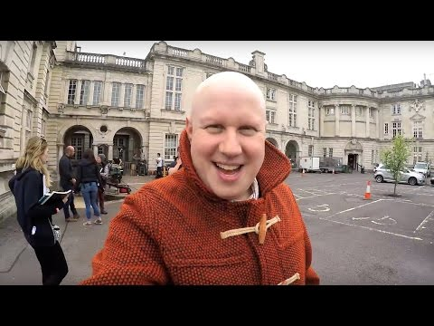 Matt Lucas starts filming on Doctor Who Series 10