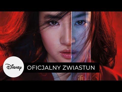 Mulan - zwiastun #2 [dubbing]