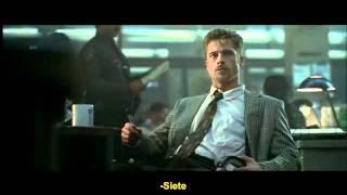 SEVEN Pecados Capitales  Trailer   1995   subtitulado