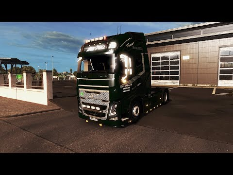 New Volvo FH16 Accessories + Interior v3.3
