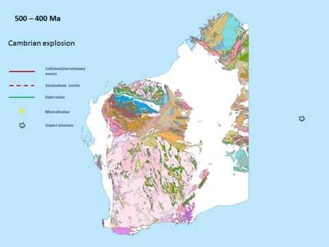 Geology of Western Australia